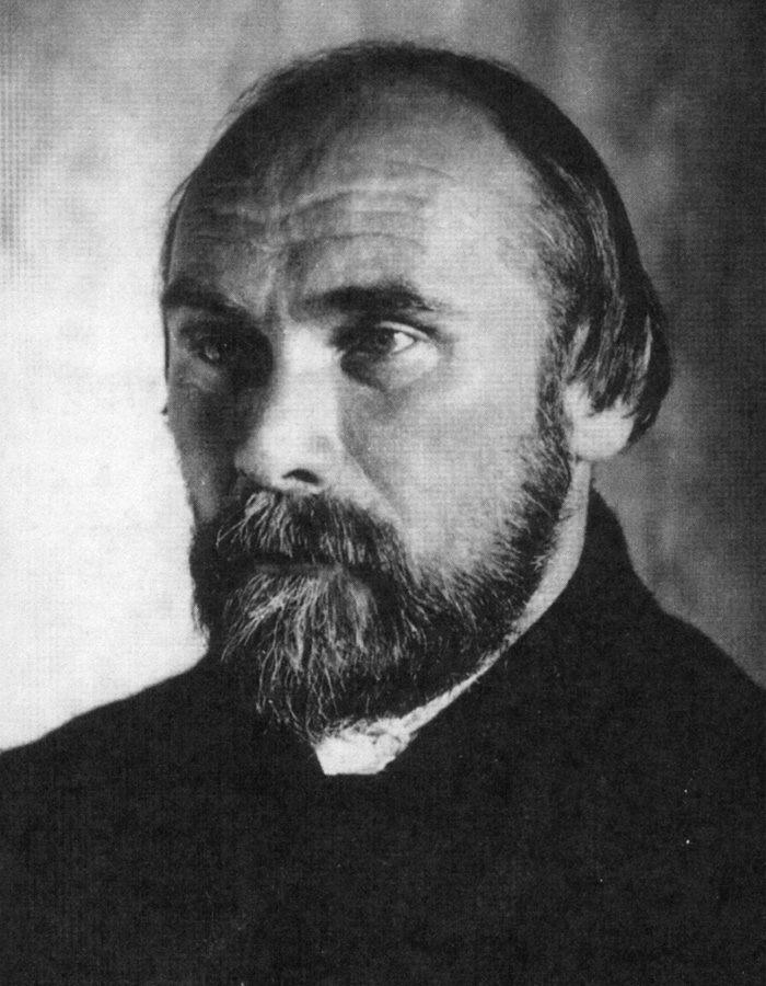 Фото Русский поэт Клюев Николай Алексеевич