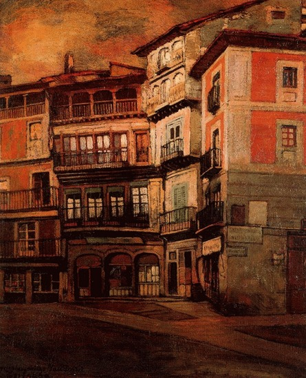 Игнасио Зулоага / Ignacio Zuloaga (1870-1945), испанский художник