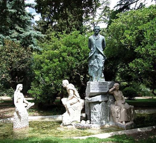 Густаво Адольфо Беккер на сайте Испаноязычный мир: поэзия, изобразительное искусство, музыка, голос