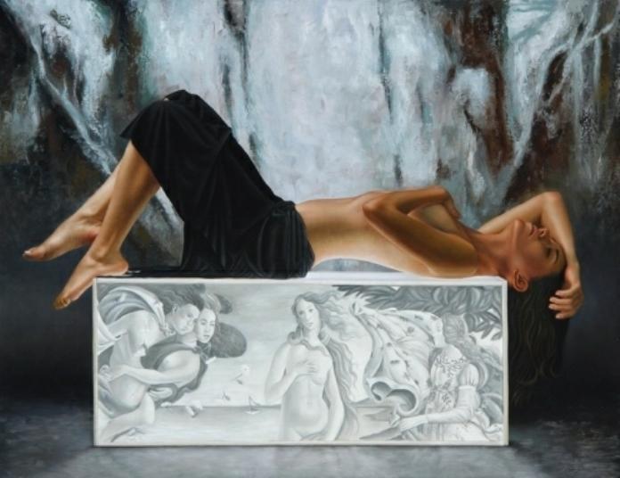 Невероятные картины Омара Ортиза