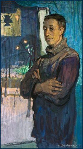 Евгений Башмаков. Зимнее настроение