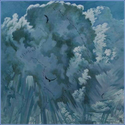 Igor Tijonov. El cielo