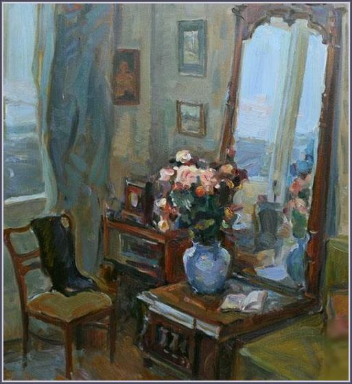 Elena Tolstaya. El espejo
