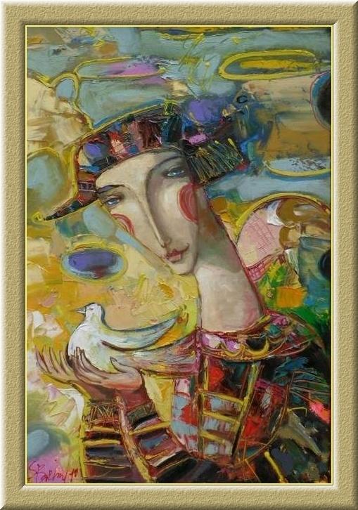 Serguei Bazhenov. La pájarito