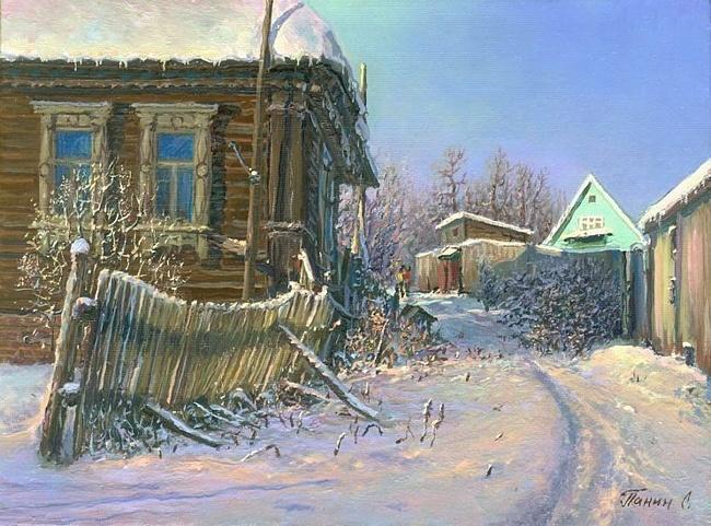 Сергей Панин.