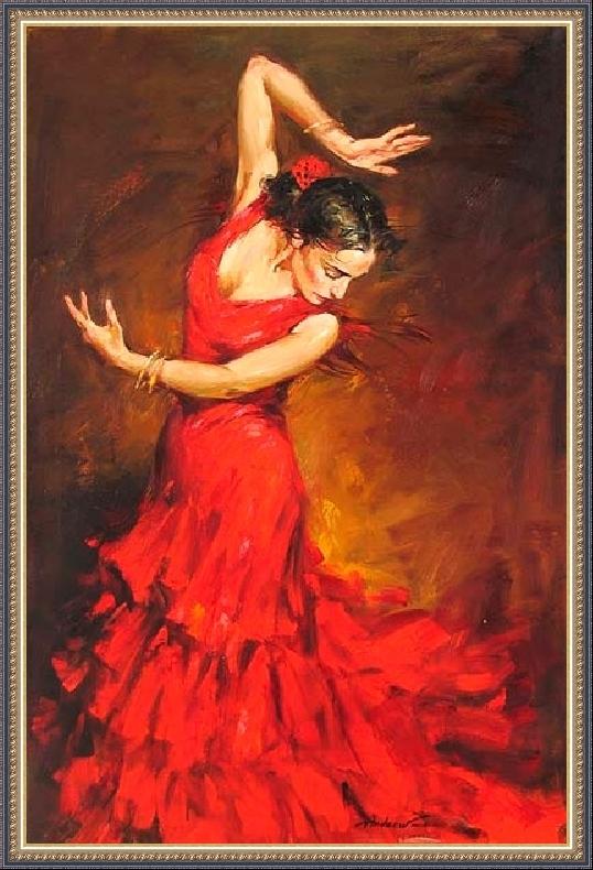 Andréi Atroshenko. El baile