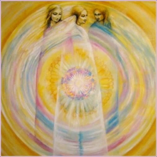 Снежана Кедис. Ангел. Троица