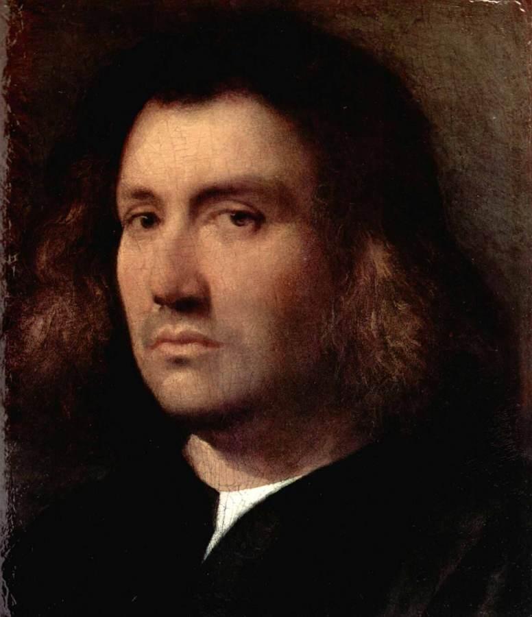 Джорджоне. Портрет мужчины, 1508