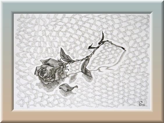Tarasova Svetlana. La rosa