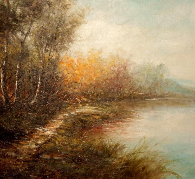 Smorodinov Ruslán. El bosque