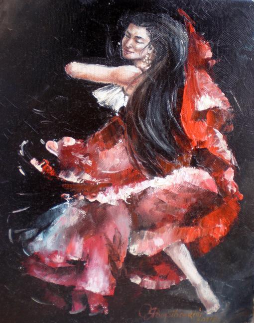Alejandro Yavorivsky. El flamenco gitano