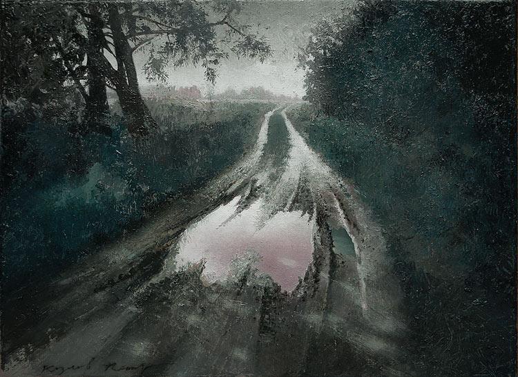 Kozlov Pedro. El camino a la casa